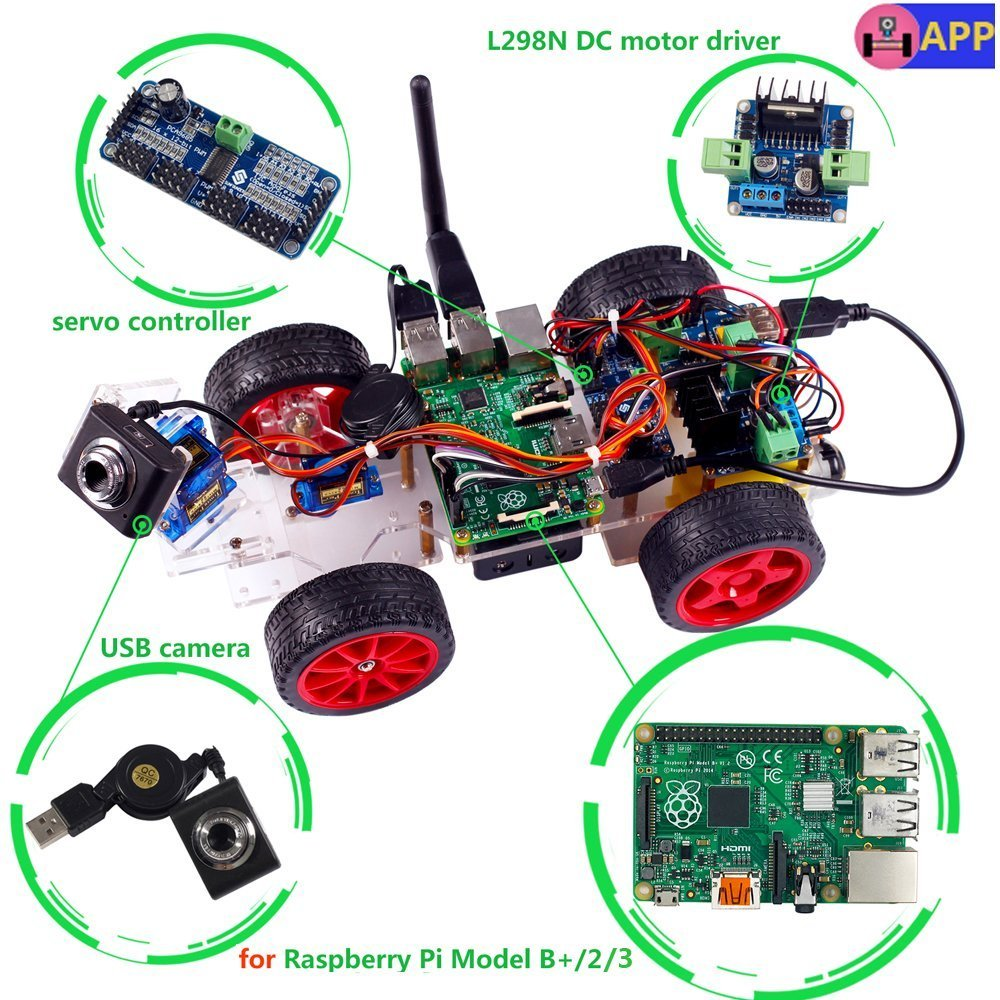 programmable-robot-kits-Smart-video
