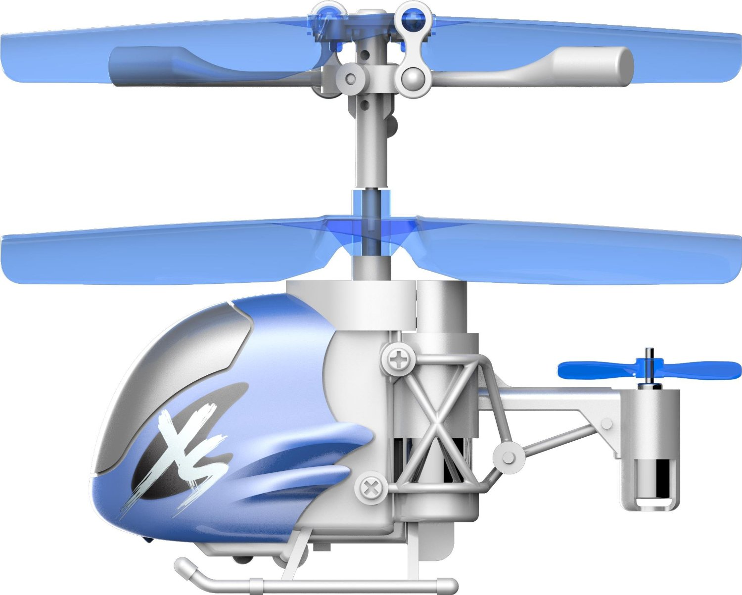 programmable robot toy helicopter