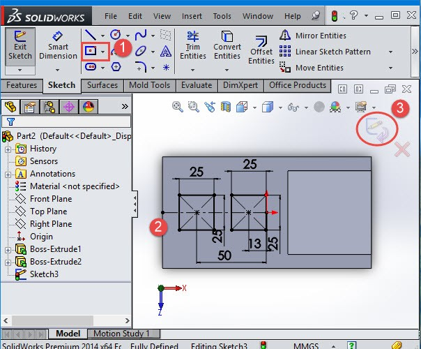 solidworks sweep tutorial