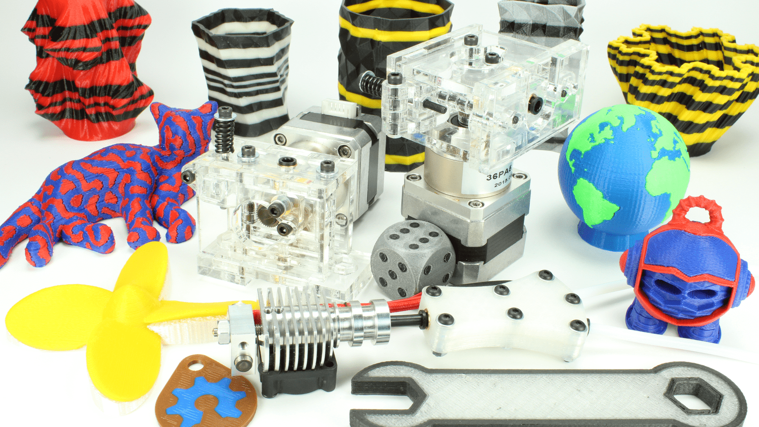 3D Printing Accessories for your 3D Printer