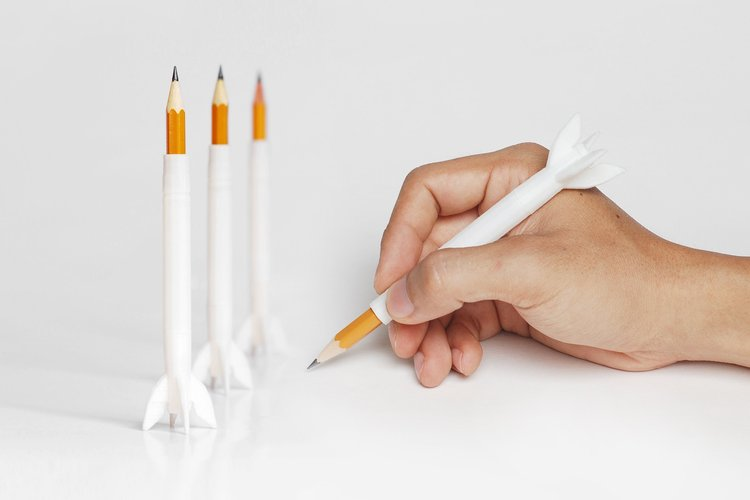 19 Wonderful And Weird 3D Printed Pen Holders You Should Have