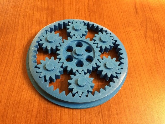 Rare 3D Printed Moving Parts You Can Build Now For Free