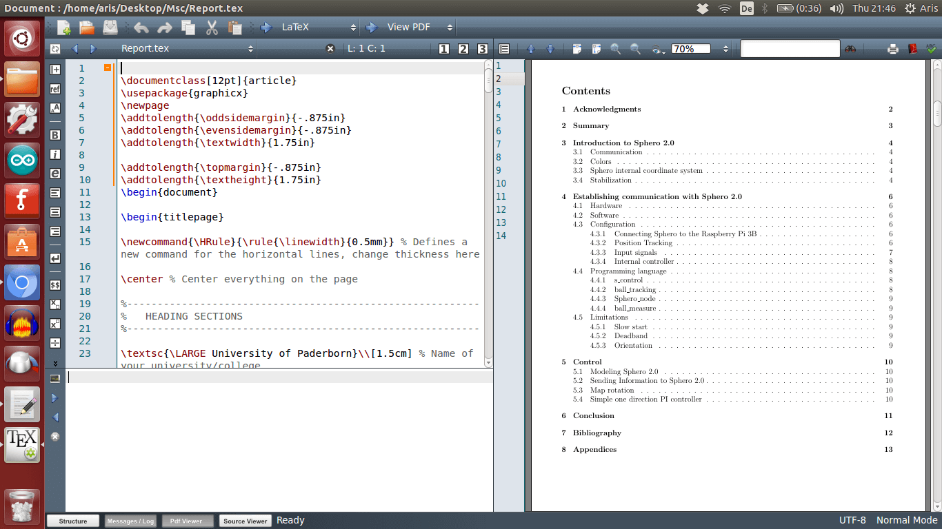 The Best LaTeX Editor for Engineers and Engineering Students