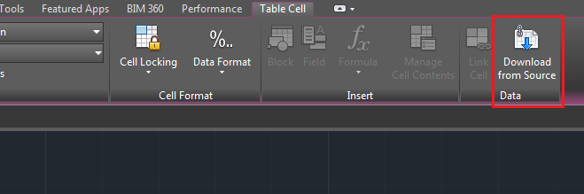 How to Insert Excel Data Into AutoCAD