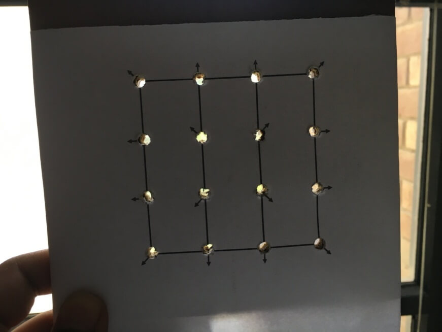 Arduino Projects: LED – 4X4X4 LED Cube