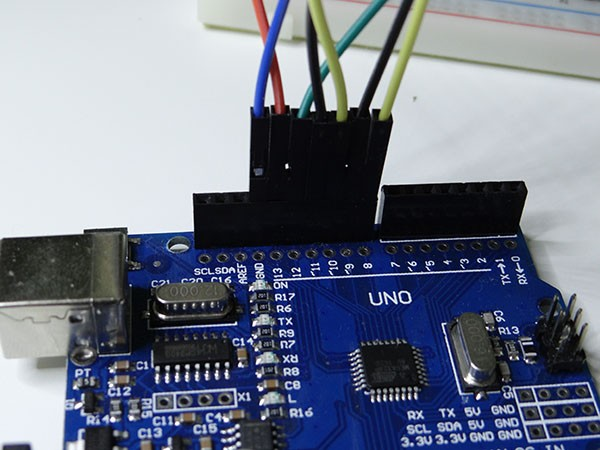 Arduino Projects: Asynchronous LEDs Blink