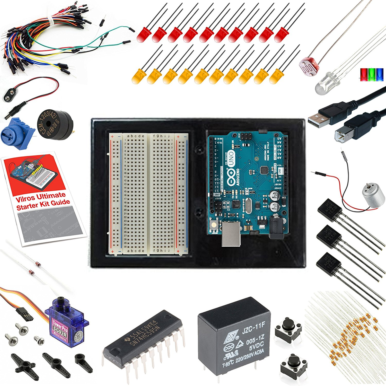 The Best Arduino Starter Kits