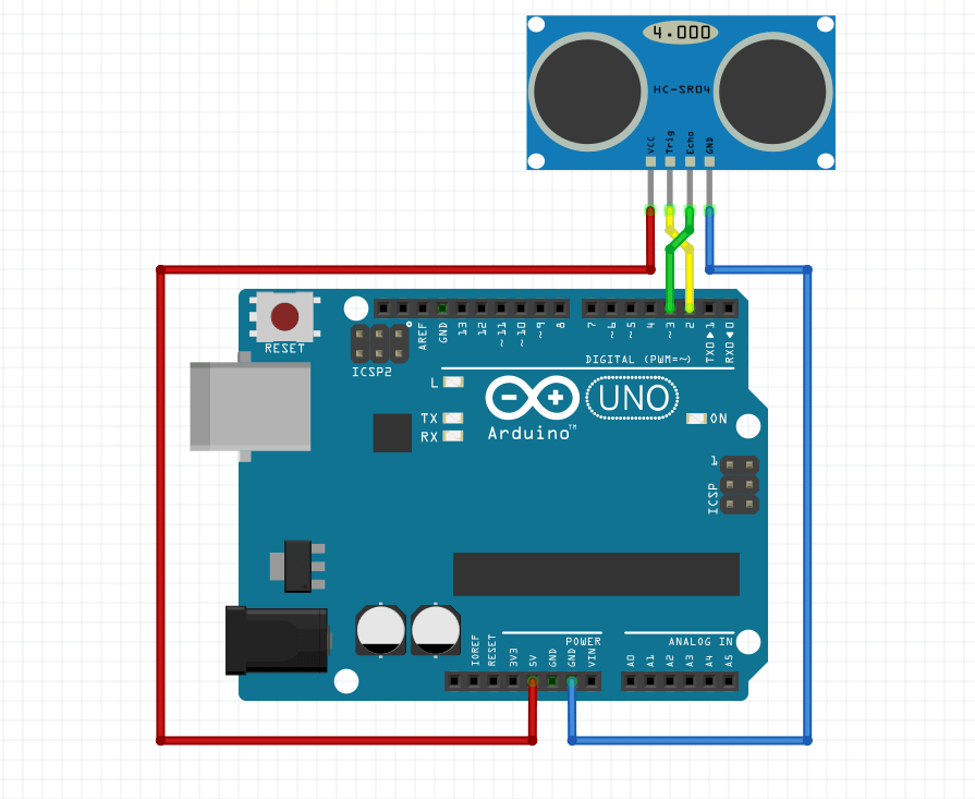 Arduino Projects: Ultrasonic Distance Sensor