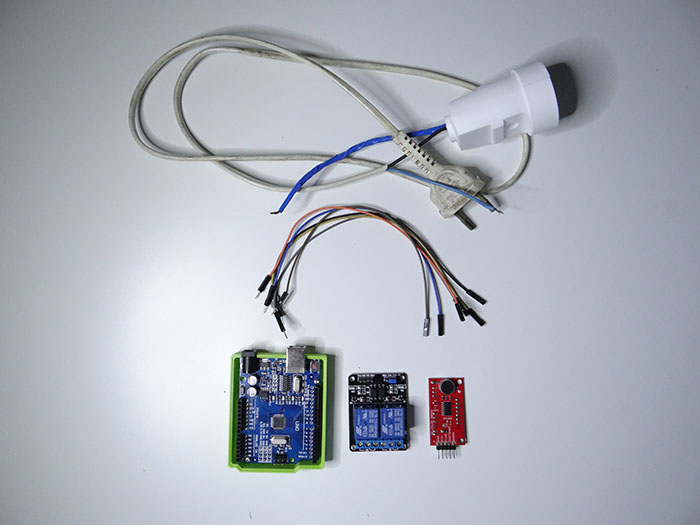 Arduino Projects: Clap ON Clap OFF Light