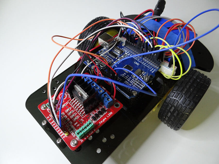 Here is How To Build A Line Follower Arduino Robot