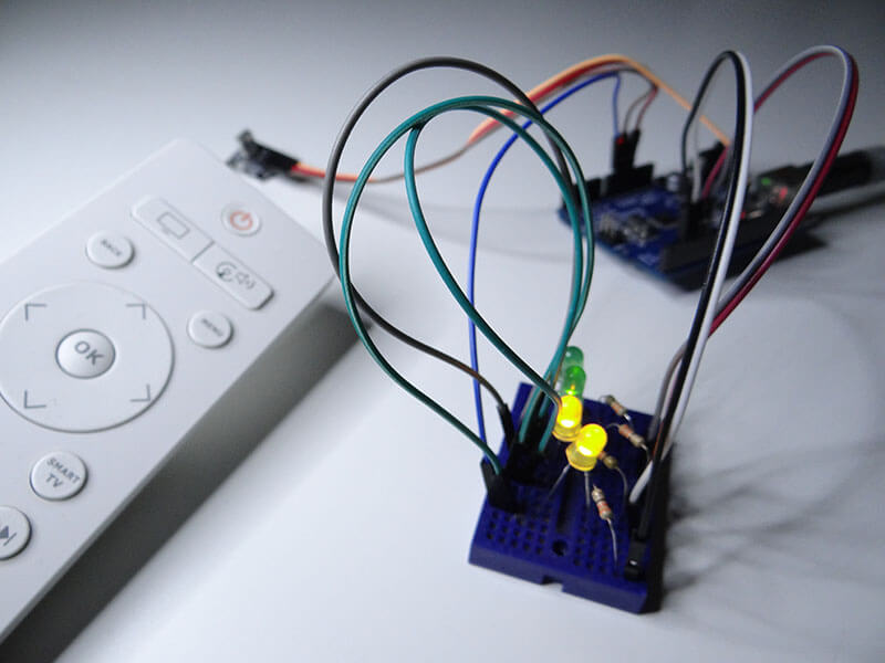 Arduino Projects: IR Receiver