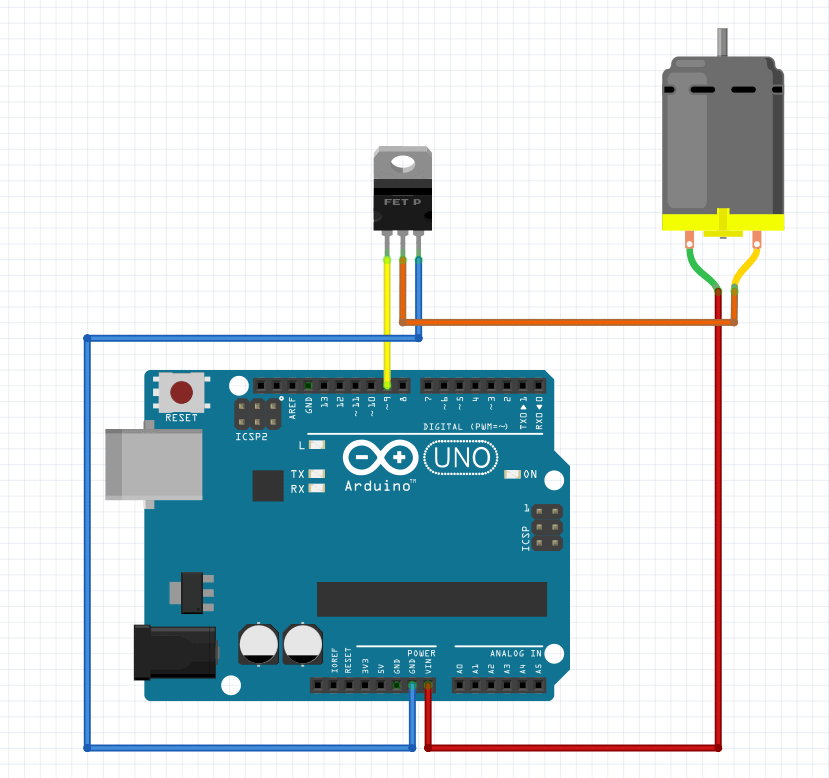 Arduino MOSFET Project
