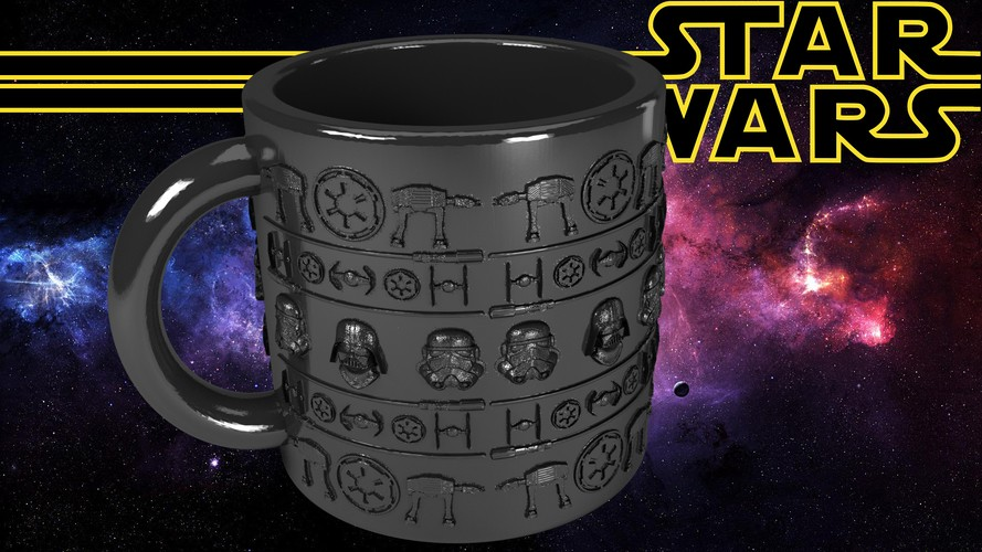 May the Force Be With You! 9 Star Wars Themed Items You Can 3D Print