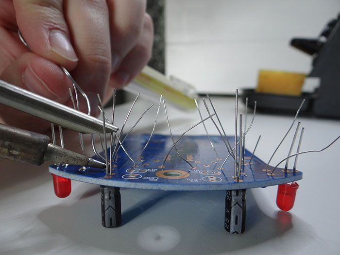 DIY Line Follower Robot