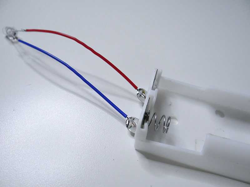 electronic lamp project for beginners