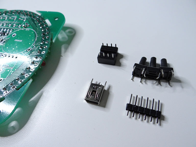 input electronic components