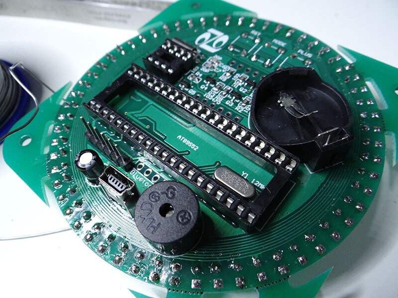 circuit board and battery