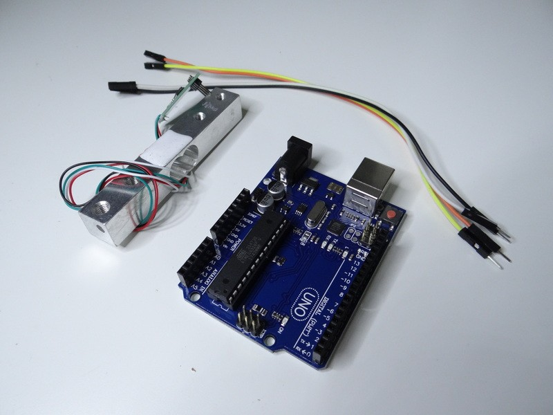 Arduino Projects: HX711 Module