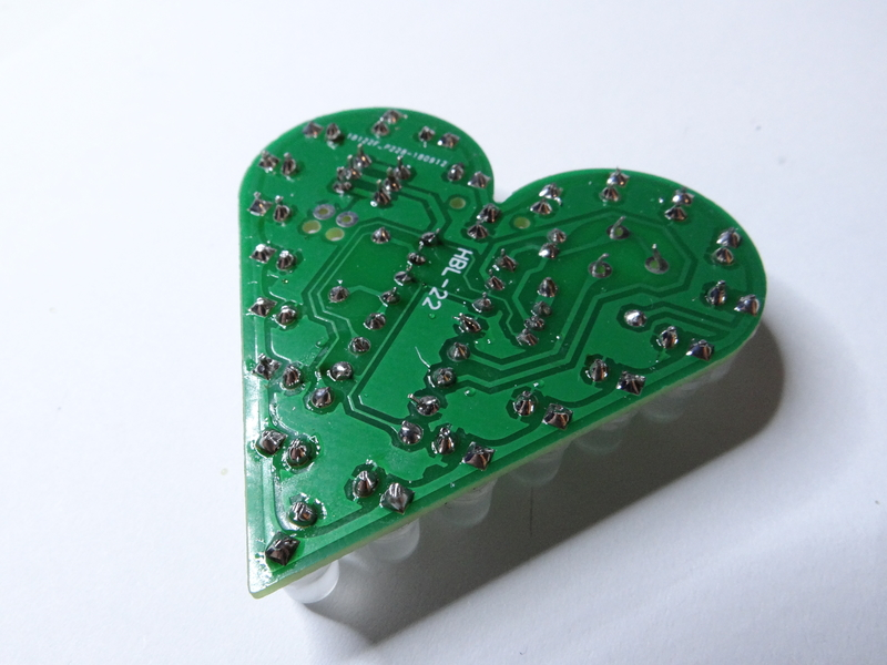 electronic diy projects, main board