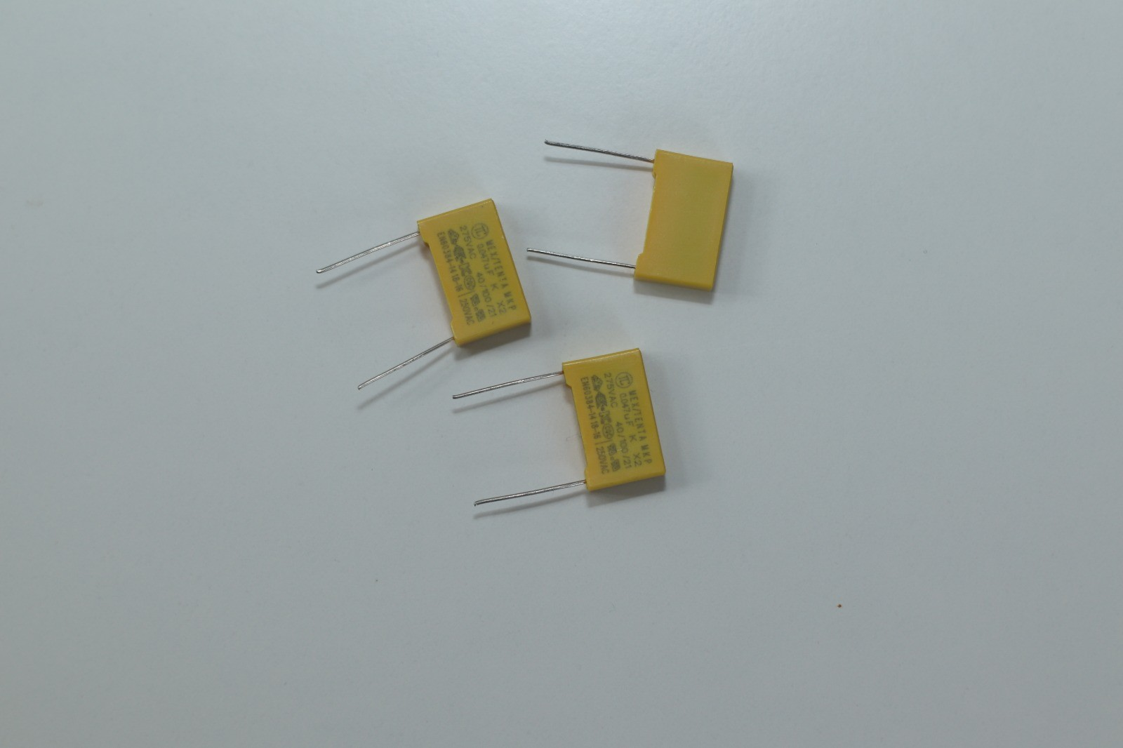 Capacitor Code And Values
