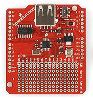 Spark Fun (PID 09947) USB Host