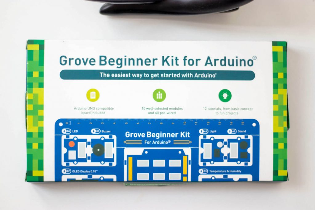 A Review of the Grove Beginner Kit for Arduino