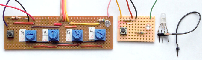 suggested Arduino project