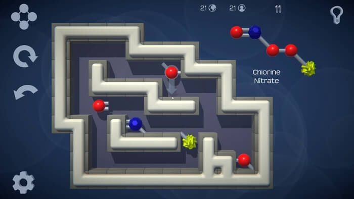 Molecule – A Chemical Challenge for engineers