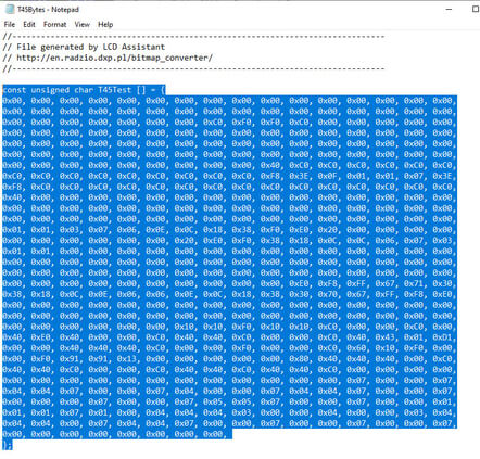 COnverting images to code